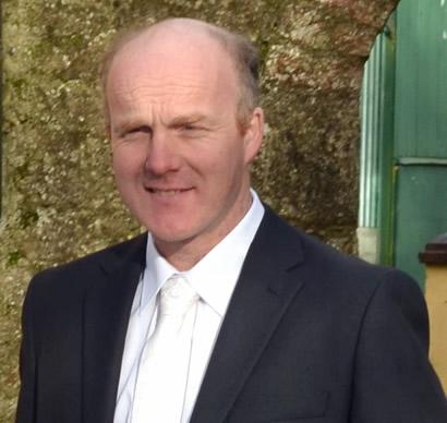 Eddie O'Malley